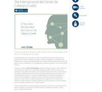 Día Internacional del Cáncer de Cabeza y Cuello – Ministerio de Salud Pública de Tucumán